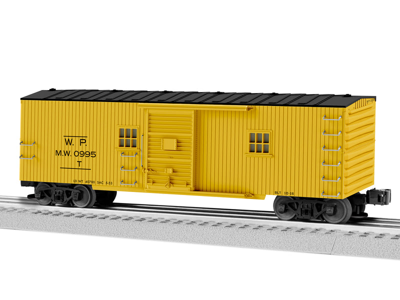 PREORDER Lionel 2126550 Western Pacific Tool Car