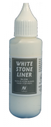 Vallejo Acrylic Paints 26234 White Stone Liner, Bottle 35 ml., Textures