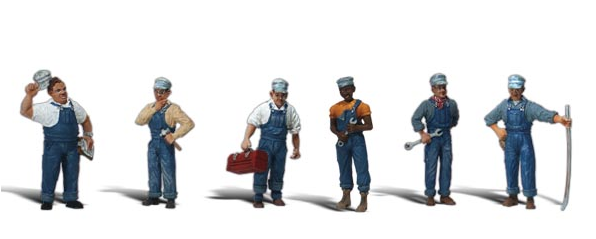 Woodland Scenics 2721  Train Mechanics, O