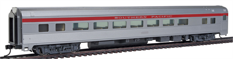Walthers Mainline 910-30007 85' Budd Large-Window Coach, Southern Pacific- Ready to Run, HO