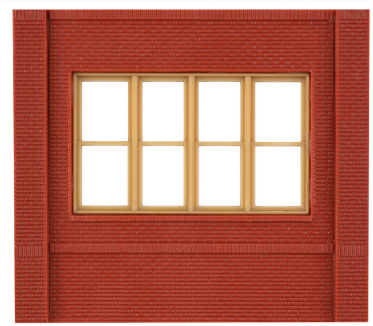 Design Preservations 30143  DOCK LEVEL VICTORIAN WINDOW, HO