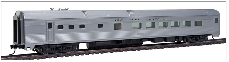Walthers Mainline 910-30155 85' Budd Diner, New York Central- Ready to Run, HO
