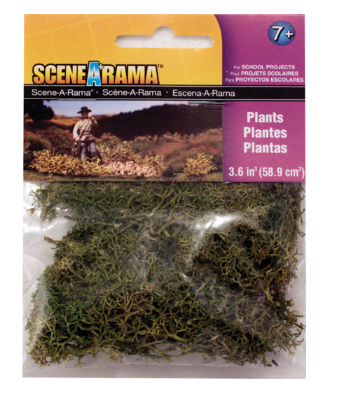 Woodland Scenics 4185 Plants 2oz Bag