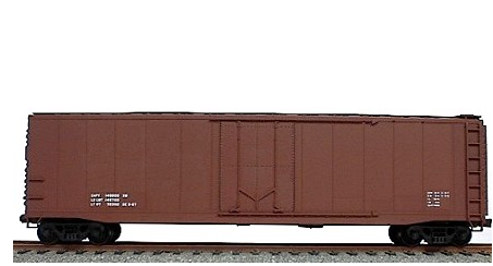 Accurail 5198 50' AAR RIVETED BOXCAR Red, HO