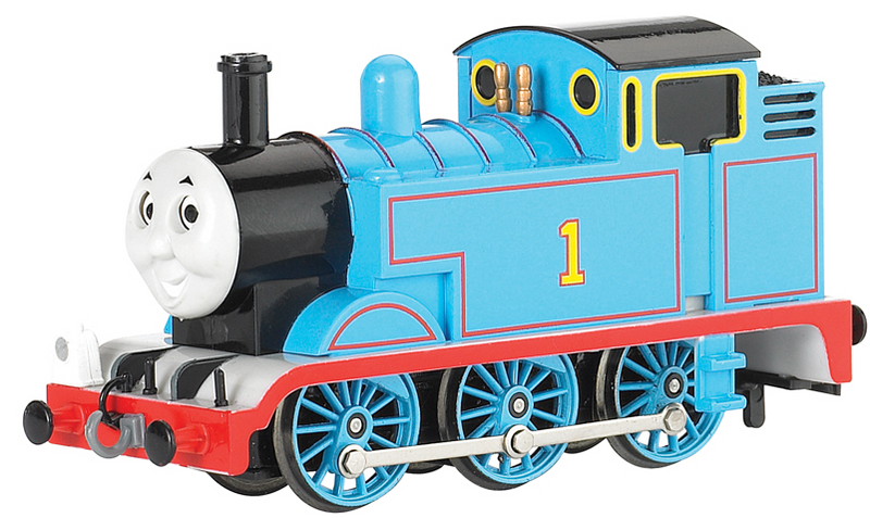 Bachmann 58741 Thomas the Tank Engine (with moving eyes), HO