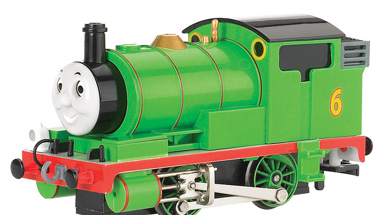 Bachmann 58742 Percy the Small Engine (with moving eyes), HO