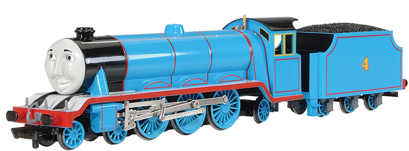 Bachmann 58744 Gordon the Big Express Engine (with moving eyes), HO
