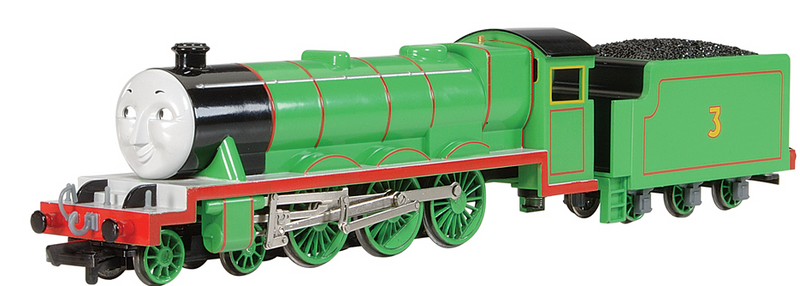 Bachmann 58745 Henry the Green Engine (with moving eyes), HO