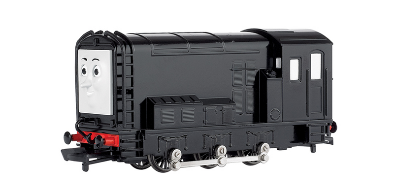 Bachmann 58802 Diesel with Moving Eyes, Engine, HO