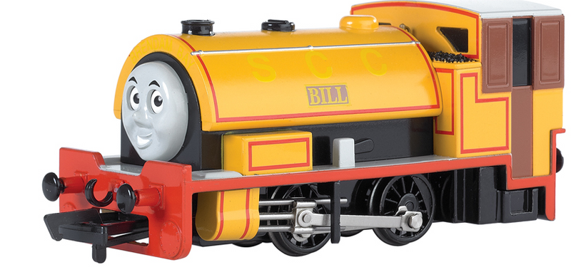 Bachmann 58805 Bill (with moving eyes), HO