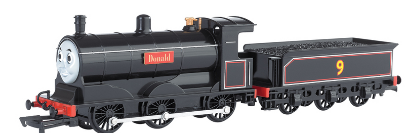 Bachmann 58807 Donald (with moving eyes), HO