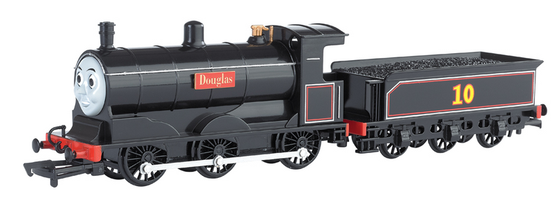 Bachmann 58808 Douglas (with moving eyes), HO
