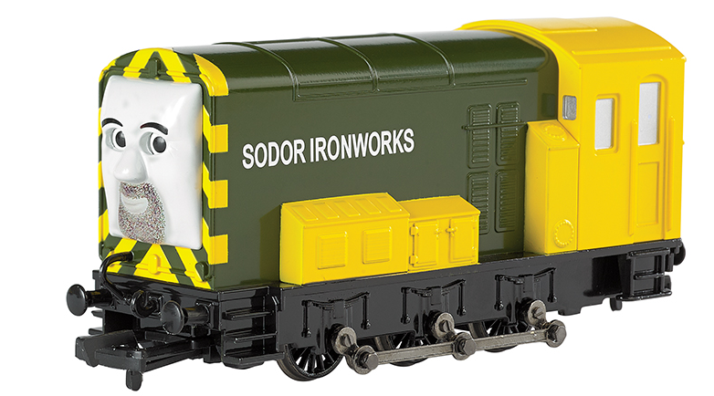Bachmann 58813 Iron Bert (with moving eyes), HO