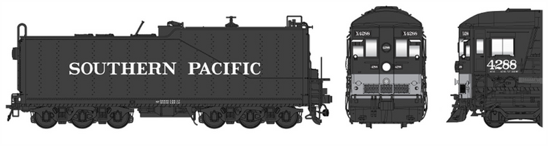 PREORDER InterMountain 59013S Southern Pacific AC-12