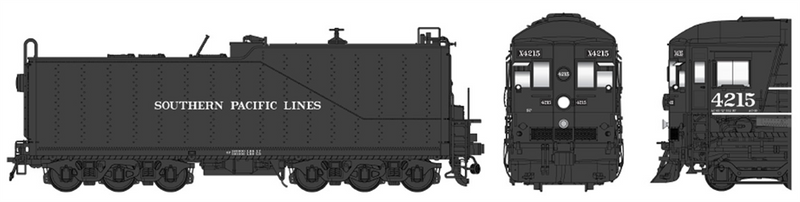 PREORDER InterMountain 59044S Southern Pacific AC-10