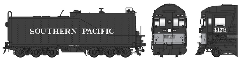 PREORDER InterMountain 59066S Southern Pacific AC-8