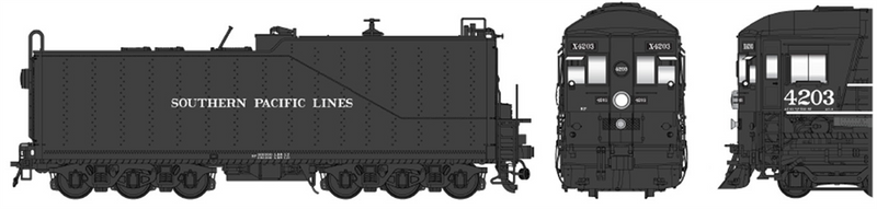 PREORDER InterMountain 79068S Southern Pacific AC-8