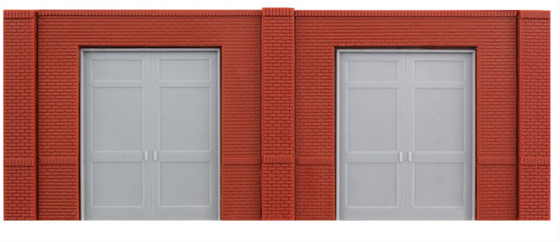 Design Preservations 60106  STREET LEVEL FREIGHT DOOR, N Scale
