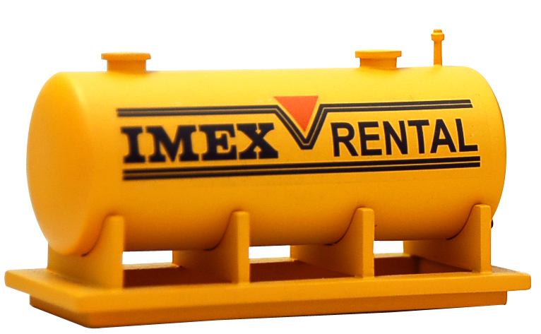 Imex 6126 FUEL TANK LARGE, HO