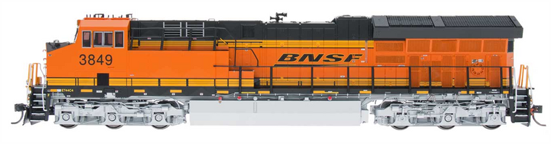 PREORDER InterMountain 697101-03(D) ET44C4, BNSF