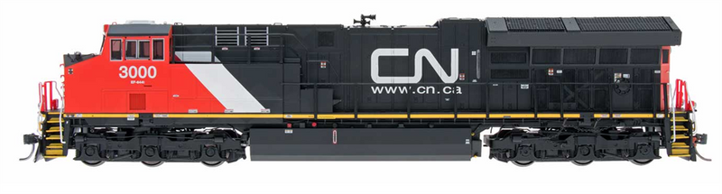 PREORDER InterMountain 697102-02(D) EF-644t, Canadian National