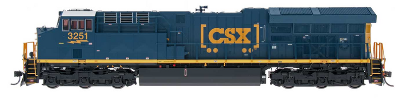 PREORDER InterMountain 697103-01(S) ET44AH, CSX