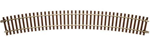 Atlas O Scale Trains 7013  2rail 45' Radius Full Curve, O Scale