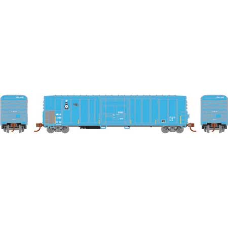 PREORDER Athearn N 57' PCF Mechanical Reefer, NRDX/Cold Train