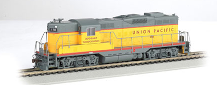 Bachmann 62807 DCC-Equipped EMD GP9, Union Pacific