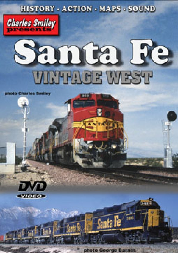 Charles Smiley Videos D-129 Santa Fe Vintage West  1 Hour, 34 Minutes