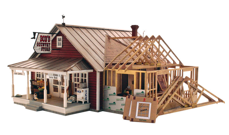 Woodland Scenics PF5894 Country Store Expan. Kit, O