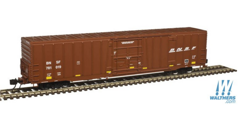Atlas Model Railroad Co. 50003899  Bx-177 Boxcar Bnsf 781273, N Scale