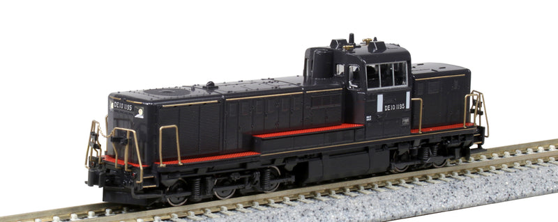 DE10 JR Kyushu 2-Car Set, N Scale