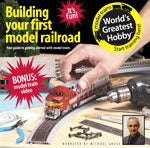 Building Your First Model Railroad - DVD - Video Kalmbach