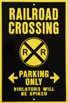 RR-23 Railroad Crossing Sign
