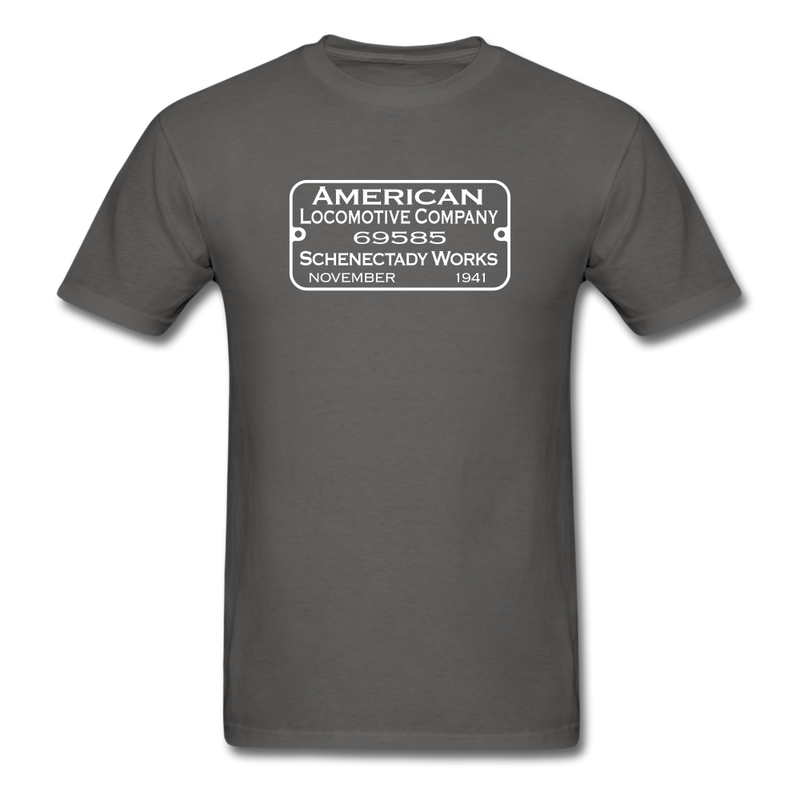 ALCO Builder's Plate - Unisex Classic T-Shirt - charcoal
