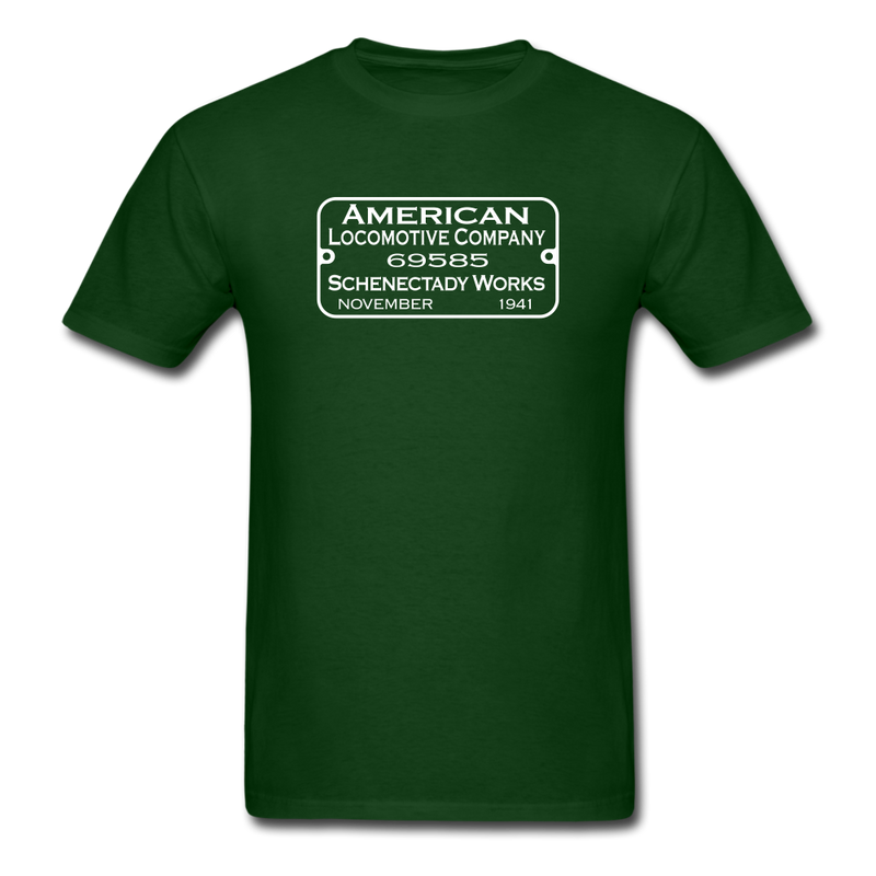 ALCO Builder's Plate - Unisex Classic T-Shirt - forest green