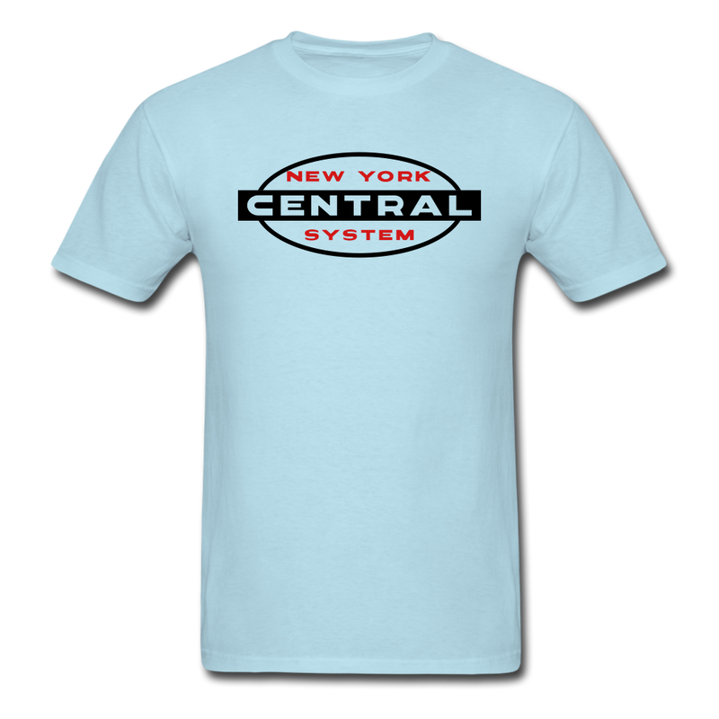 New York Central System - Unisex Classic T-Shirt - powder blue