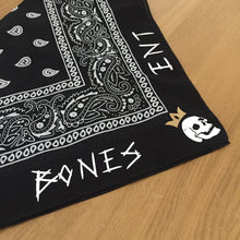 Load image into Gallery viewer, Bones Bandana/ face covering