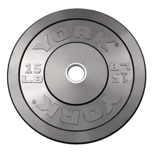 YORK Rubber Training Bumper Plate