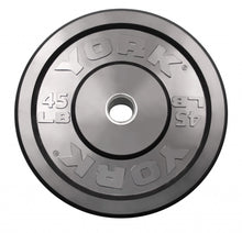 Load image into Gallery viewer, YORK Rubber Training Bumper Plate