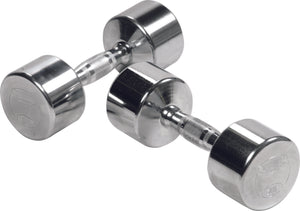 YORK CANADA Premium Chrome Dumbbell