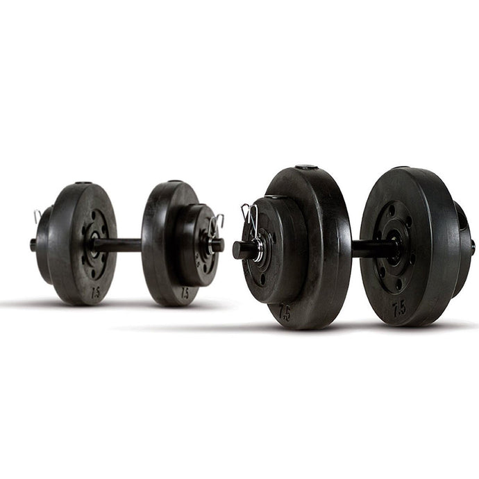 MARCY 40lb Vinyl Dumbbell Set | Marcy VB-40