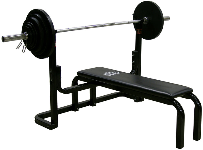 YORK 9201 Power Lifting Bench Press  (Capacity: 1000Lbs )