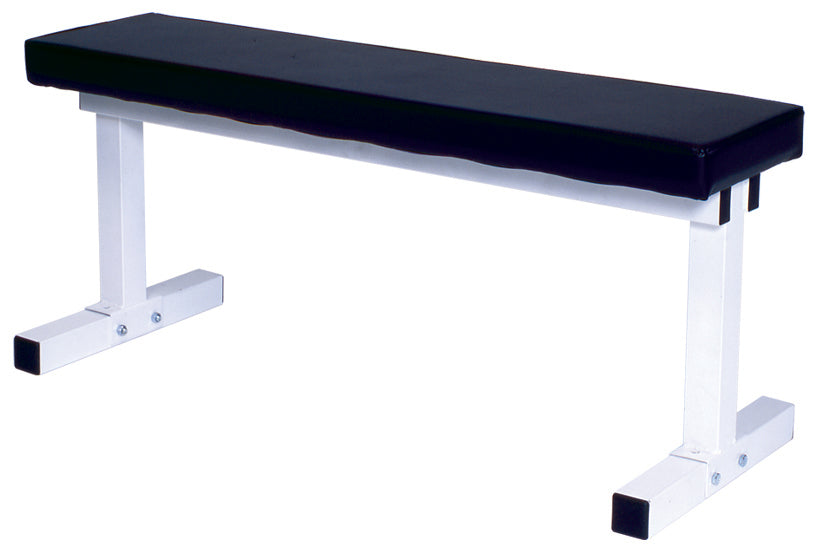 YORK Pro Series 101 White – Flat Bench Press