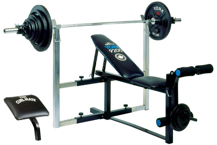 York 9200 Expandable Bench