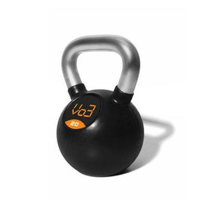 VO3 RUBBER COATED KETTLEBELLS