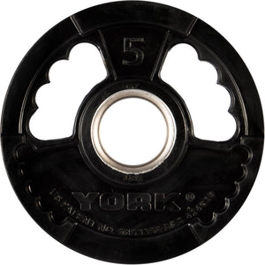 2″ G-2 Rubber Olympic Weight Plate