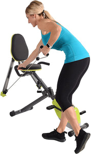 STAMINA WONDER EXERCISE BIKE INTERVAL WORKOUT