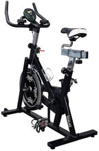 Load image into Gallery viewer, Cycling Trainer. Heavy-Duty Frame Everlast EV768 Indoor Cycling Trainer